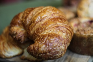 SoNo Baking's croissants are some of the best around. Flaky and buttery beyond belief.
