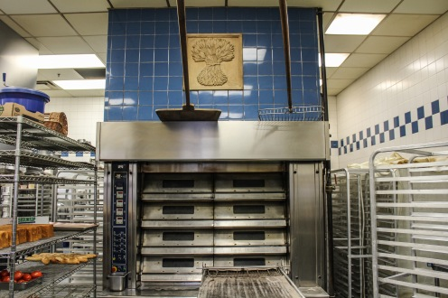 That's a real oven, yo. Tartine Bakery style stuff right there!